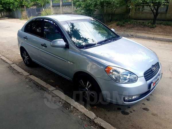 Hyundai Accent, 2007 год, 335 000 руб.
