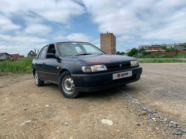 Nissan Pulsar, 1990 год, 35 000 руб.