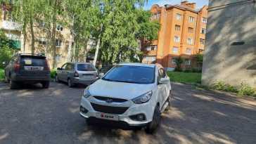 Саранск Hyundai ix35 2013