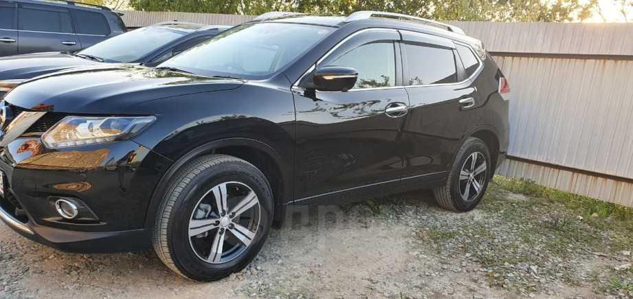 Nissan X-Trail, 2016 год, 1 450 000 руб.