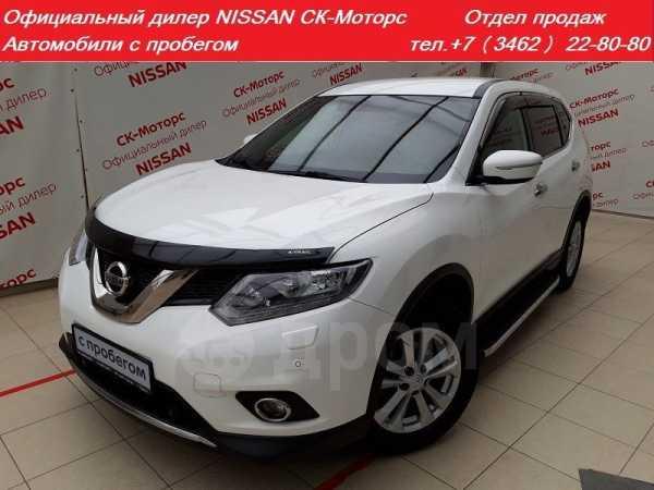 Nissan X-Trail, 2015 год, 1 190 000 руб.