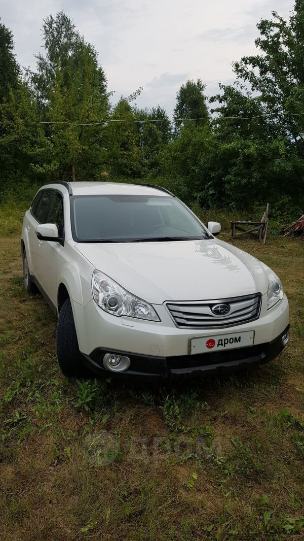 Subaru Outback, 2012 год, 1 190 000 руб.
