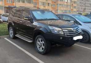 Краснодар Hover H3 2013
