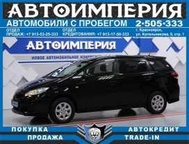 Красноярск Wish 2010
