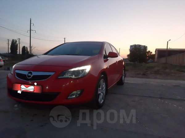 Opel Astra, 2010 год, 460 000 руб.
