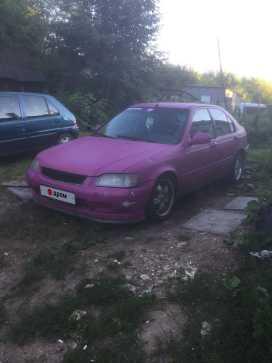 Щёкино Civic 1994