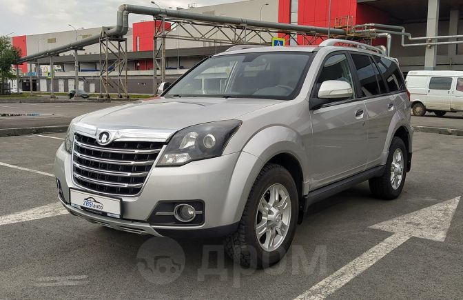 Great Wall Hover H3, 2014 год, 669 000 руб.