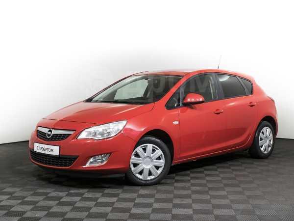 Opel Astra, 2012 год, 498 000 руб.