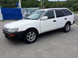 Владивосток Corolla 2001