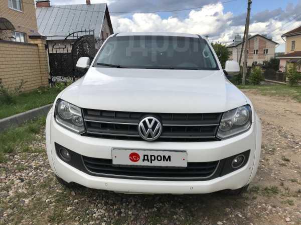 Volkswagen Amarok, 2012 год, 900 000 руб.