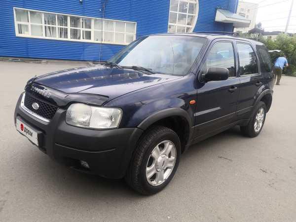 Ford Maverick, 2003 год, 299 000 руб.
