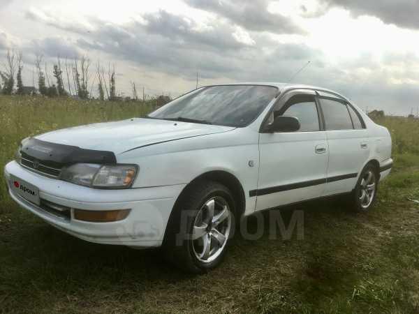 Toyota Carina E, 1995 год, 125 000 руб.