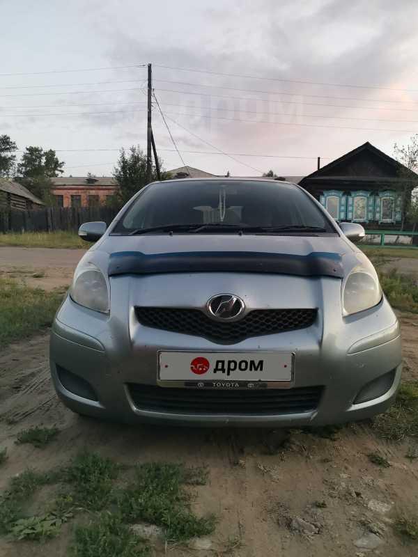 Toyota Vitz, 2008 год, 370 000 руб.