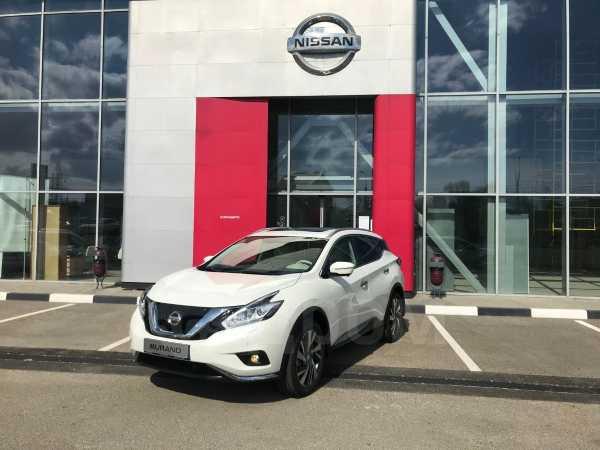 Nissan Murano, 2020 год, 3 324 000 руб.