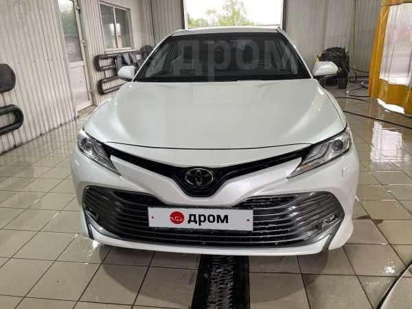 Toyota Camry, 2018 год, 1 880 000 руб.