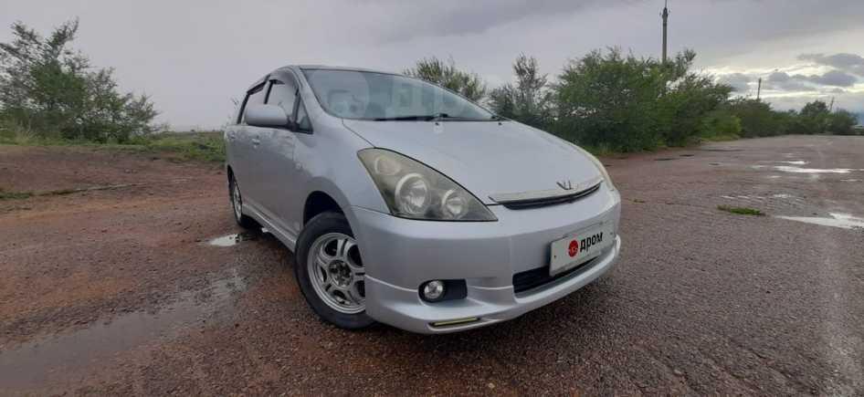 Toyota Wish, 2003 год, 535 000 руб.