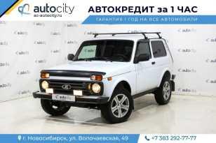 Новосибирск 4x4 2121 Нива 2016