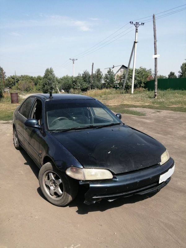 Honda Civic Ferio, 1992 год, 50 000 руб.