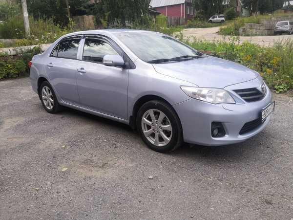 Toyota Corolla, 2010 год, 557 000 руб.