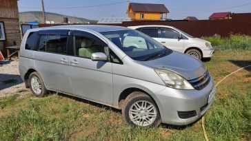 Якутск Toyota Isis 2007