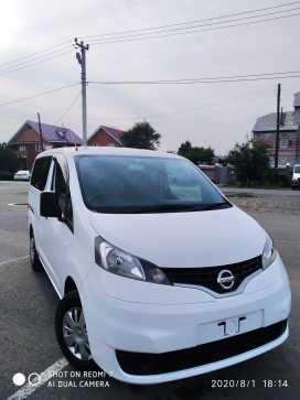 Абакан Nissan NV200 2014