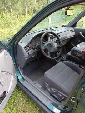 Усть-Кокса Civic 1997
