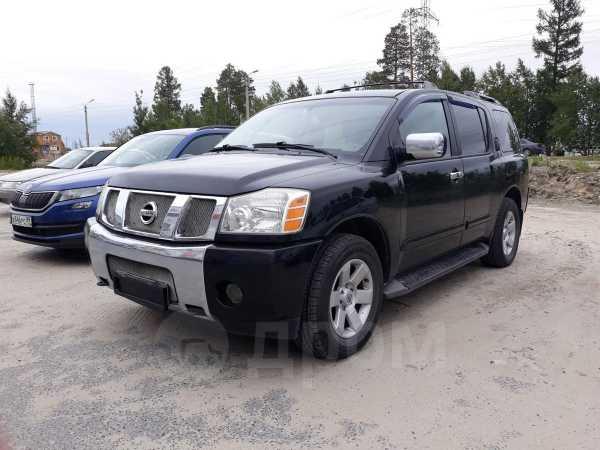 Nissan Armada, 2004 год, 950 000 руб.