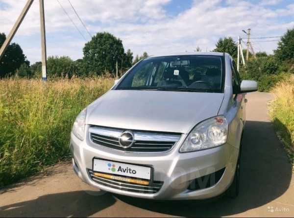 Opel Zafira, 2010 год, 550 000 руб.
