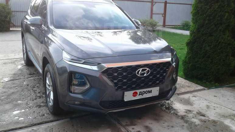 Hyundai Santa Fe, 2019 год, 2 070 000 руб.