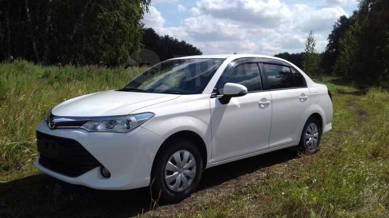 Toyota Corolla Axio, 2015 год, 689 000 руб.