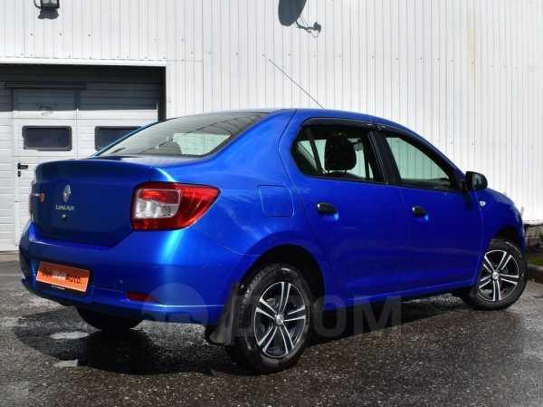 Renault Logan, 2019 год, 555 000 руб.
