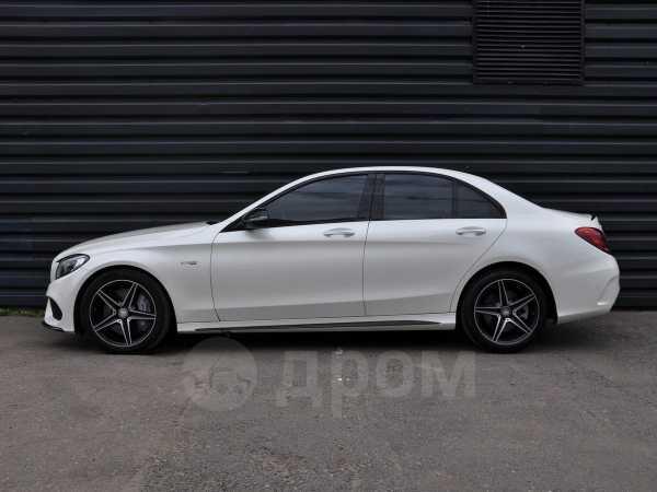 Mercedes-Benz C-Class, 2016 год, 2 697 000 руб.