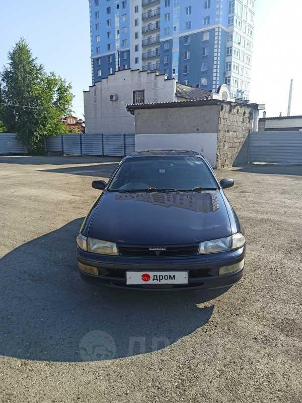 Toyota Carina, 1996 год, 134 000 руб.