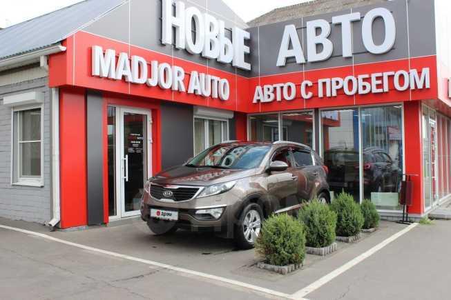 Kia Sportage, 2012 год, 885 000 руб.