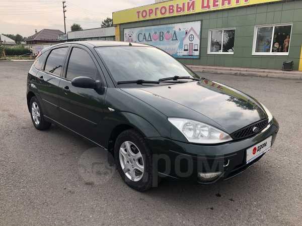 Ford Focus, 2004 год, 240 000 руб.