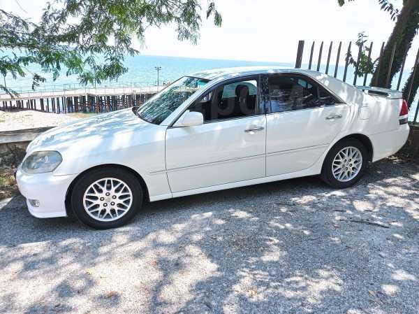 Toyota Mark II, 2004 год, 170 000 руб.