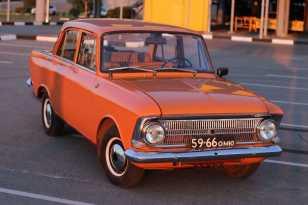 Омск 412 1981