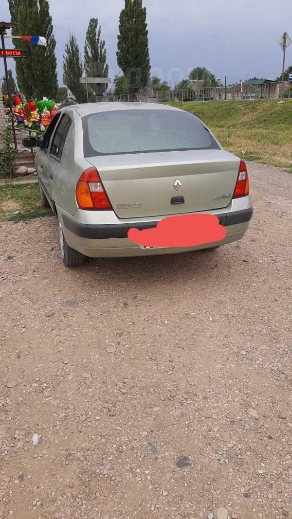 Renault Symbol, 2004 год, 130 000 руб.