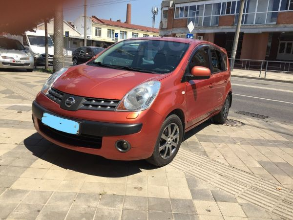 Nissan Note, 2007 год, 383 000 руб.