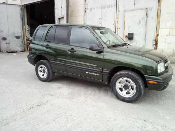 Chevrolet Tracker, 2000 год, 310 000 руб.
