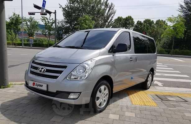 Hyundai Grand Starex, 2017 год, 1 950 000 руб.