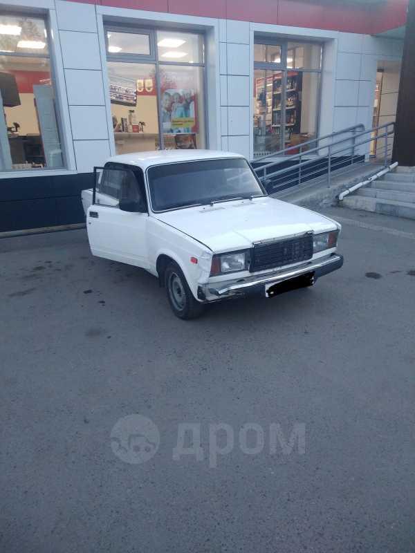 Лада 2107, 1996 год, 43 000 руб.