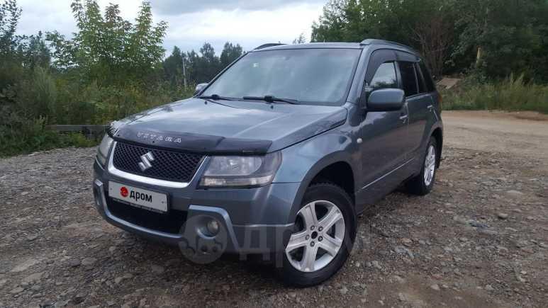 Suzuki Grand Vitara, 2007 год, 649 000 руб.