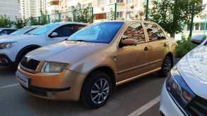 Краснодар Fabia 2002