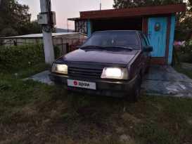 Мыски 2108 1989