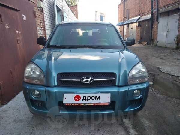 Hyundai Tucson, 2004 год, 395 000 руб.