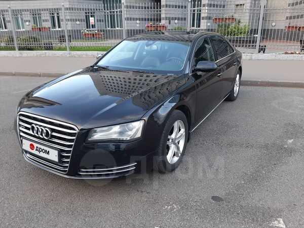 Audi A8, 2012 год, 1 280 000 руб.