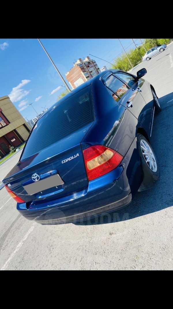 Toyota Corolla, 2000 год, 329 000 руб.