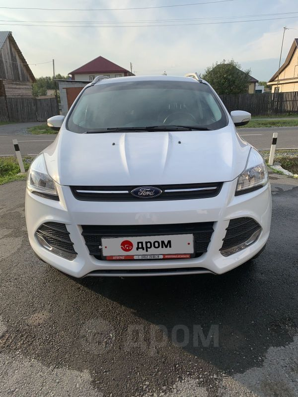 Ford Kuga, 2016 год, 1 100 000 руб.