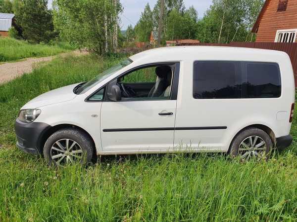 Volkswagen Caddy, 2011 год, 670 000 руб.